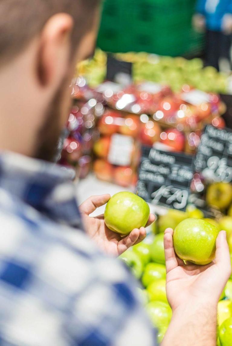 Informacje dotyczące ofert sklepów spożywczych