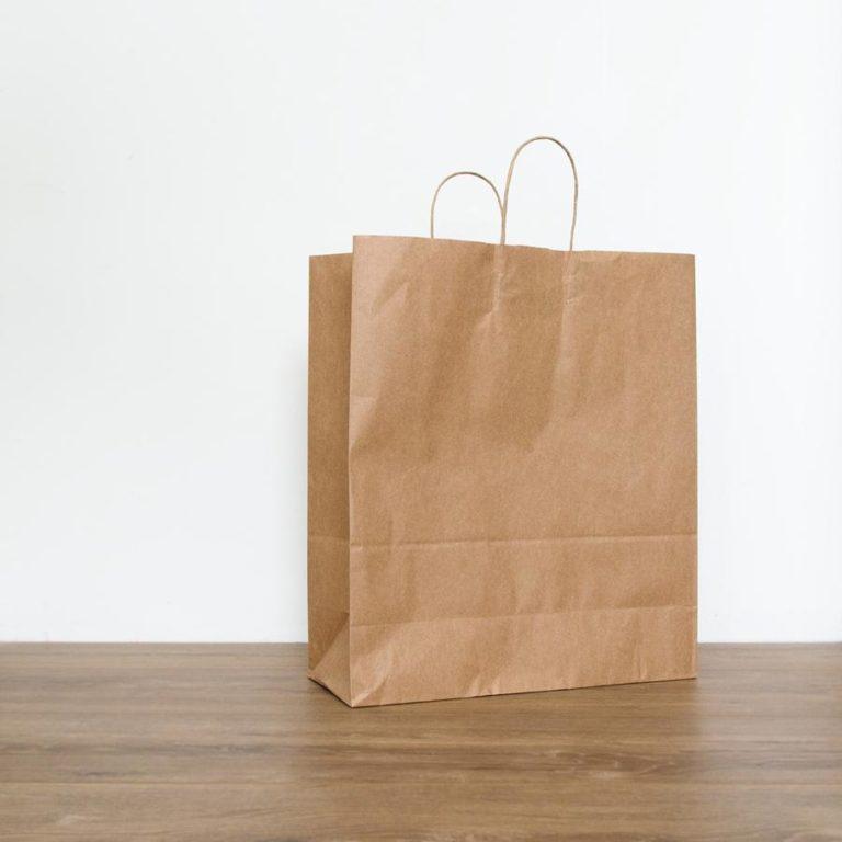 Zamiast toreb plastikowych używaj bardziej ekologicznych